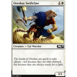 Oreskos Swiftclaw