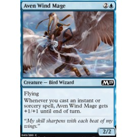 Aven Wind Mage