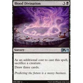 Blood Divination