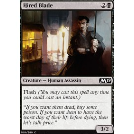 Hired Blade