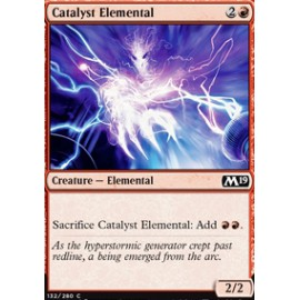 Catalyst Elemental