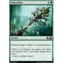Naturalize
