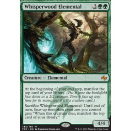 Whisperwood Elemental