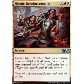 Heroic Reinforcements