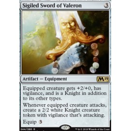 Sigiled Sword of Valeron
