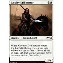 Cavalry Drillmaster FOIL