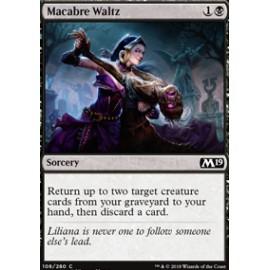 Macabre Waltz FOIL
