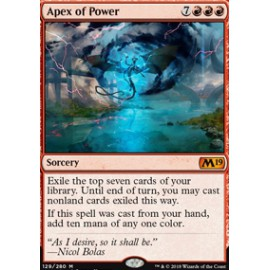 Apex of Power FOIL