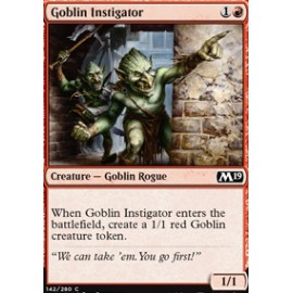 Goblin Instigator FOIL