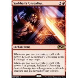 Sarkhan's Unsealing FOIL