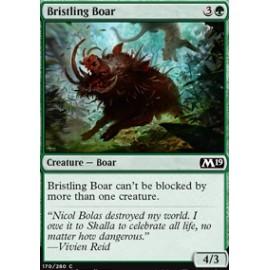Bristling Boar FOIL