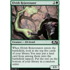 Elvish Rejuvenator FOIL