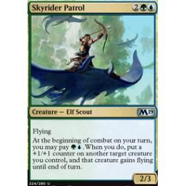 Skyrider Patrol FOIL