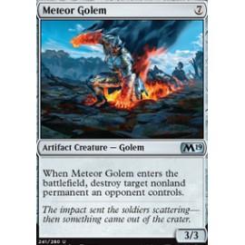 Meteor Golem FOIL