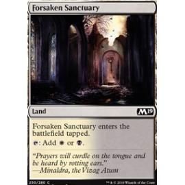 Forsaken Sanctuary FOIL