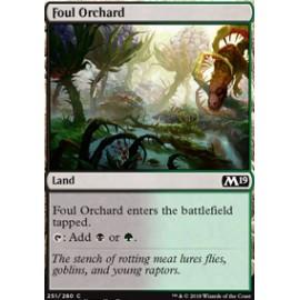 Foul Orchard FOIL