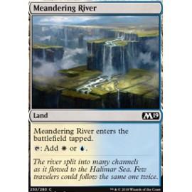 Meandering River FOIL