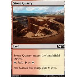 Stone Quarry FOIL