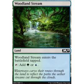 Woodland Stream FOIL