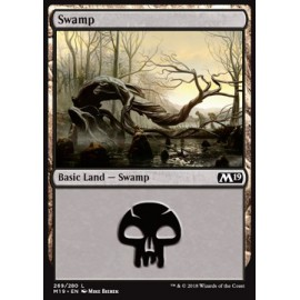 Swamp M19 FOIL 269