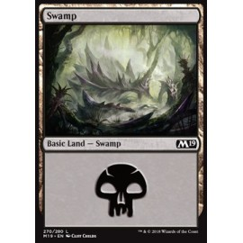 Swamp M19 FOIL 270