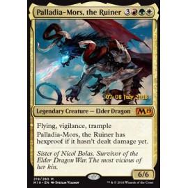 Palladia-Mors, the Ruiner PROMO PRERELEASE
