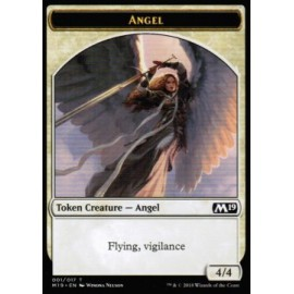 Angel 4/4 Token 01 - M19