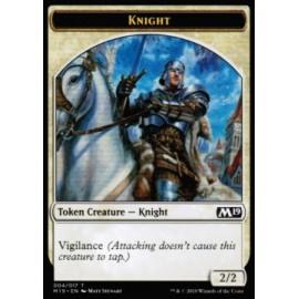 Knight 2/2 Token 04 - M19