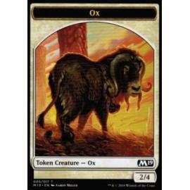 Ox 2/4 Token 05 - M19