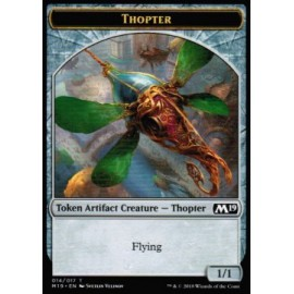 Thopter 1/1 Token 14 - M19