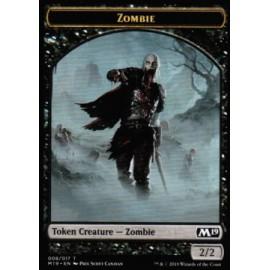 Zombie 2/2 Token 08 - M19