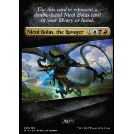 Nicol Bolas, the Ravager - Checklist M19