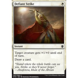 Defiant Strike