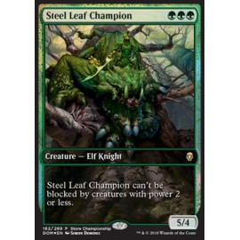 Steel Leaf Champion PROMO ST CHAMPS