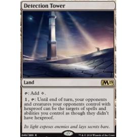 Detection Tower FOIL