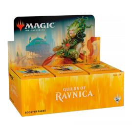 Booster Box Guilds Of Ravnica