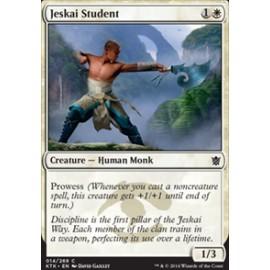 Jeskai Student