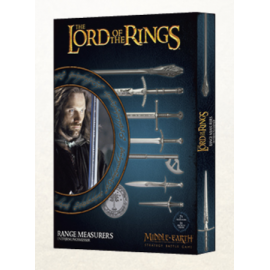 The Lord of the Rings Range Measures (Miarka)