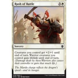 Rush of Battle