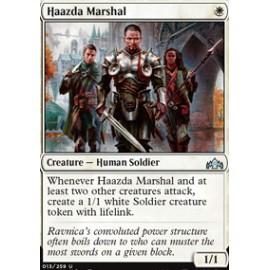 Haazda Marshal