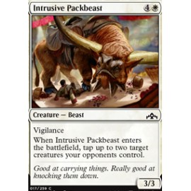 Intrusive Packbeast