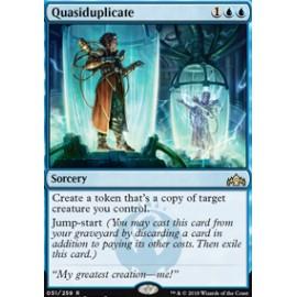 Quasiduplicate