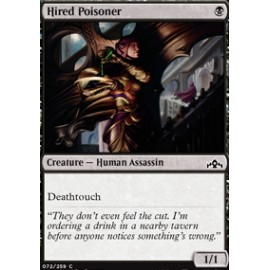 Hired Poisoner