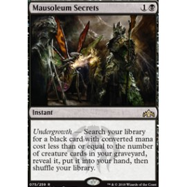 Mausoleum Secrets