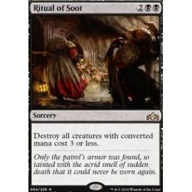 Ritual of Soot