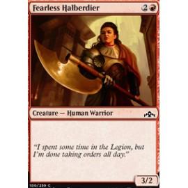 Fearless Halberdier