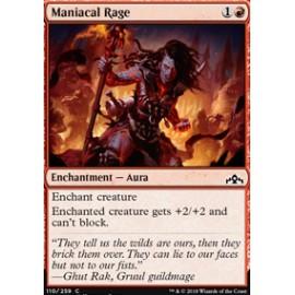Maniacal Rage