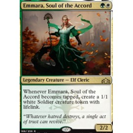 Emmara, Soul of the Accord