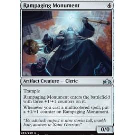 Rampaging Monument