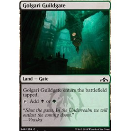 Golgari Guildgate (version 1)